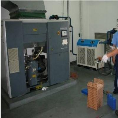 江门压缩机:如何提高空气压缩机的运用效率和寿数?