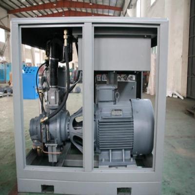 为什么空气压缩机的储气罐会有水?